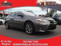 Certified Pre-Owned 2017 Toyota Camry SE FWD 4dr Car