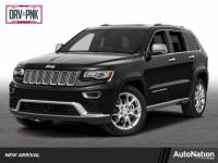 2016 Jeep Grand Cherokee Summit RWD