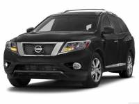 Used 2013 Nissan Pathfinder 4WD 4dr SL in Ames, IA