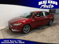 2017 Ford Fusion SE ECOBOOST Sedan in Duncansville | Serving Altoona, Ebensburg, Huntingdon, and Hollidaysburg PA