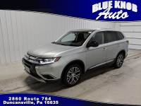 2018 Mitsubishi Outlander ES CUV in Duncansville | Serving Altoona, Ebensburg, Huntingdon, and Hollidaysburg PA