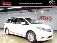 2015 Toyota Sienna Ltd Premium Van Automatic