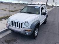 2002 Jeep Liberty 4dr Sport 4WD