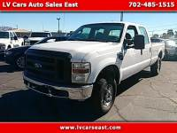 2008 Ford F-350 SD FX4 Crew Cab Long Bed 4WD