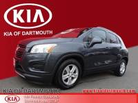 Used 2016 Chevrolet Trax LT SUV For Sale Dartmouth, MA