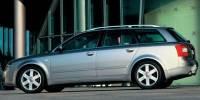 2005 Audi A4 1.8T Avant Wagon