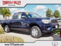 2013 Toyota Tacoma Automatic Truck Access Cab 4x2 in Temecula