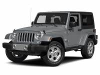 Used 2015 Jeep Wrangler Sahara 4x4 SUV - Bremen
