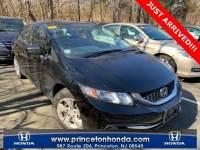 2015 Honda Civic LX Sedan for sale in Princeton, NJ