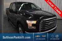 Pre-Owned 2015 Ford F-150 XLT RWD Super Cab 50503 miles