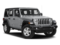 Pre-Owned 2018 Jeep Wrangler Unlimited Sport 4D Sport Utility 4WD