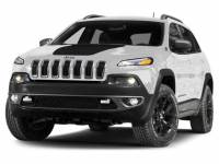 Used 2014 Jeep Cherokee Trailhawk SUV for sale in Midland, MI