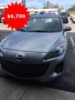 Home of the $500 Price Beat Guarantee: 2012 Mazda Mazda3 i Hatchback