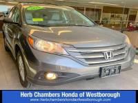 2012 Honda CR-V EX-L SUV in Westborough, MA