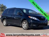 Certified 2016 Toyota Sienna For Sale | Peoria AZ | Call 602-910-4763 on Stock #90652A