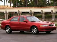 Used 2000 Mazda 626 Sedan For Sale Findlay, OH