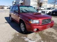 2004 Subaru Forester 2.5 XT SUV For Sale in Madison, WI