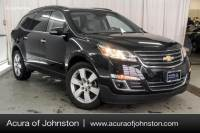 Used 2015 Chevrolet Traverse LTZ in Johnston