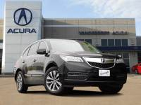 2015 Acura MDX MDX with Technology Package