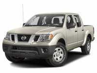 Used 2017 Nissan Frontier Truck Crew Cab For Sale in Dublin CA