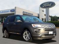 Used 2018 Ford Explorer Limited SUV 6-Cylinder SMPI Turbocharged DOHC in Alexandria, VA