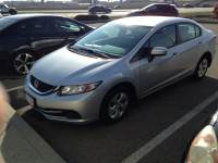 Used 2015 Honda Civic LX For Sale in Monroe, OH