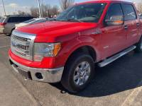 Pre-Owned 2013 Ford F-150 4WD 4D SuperCrew