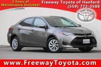 2018 Toyota Corolla Sedan Front-wheel Drive - Used Car Dealer Serving Fresno, Central Valley, CA