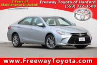 2016 Toyota Camry Sedan Front-wheel Drive - Used Car Dealer Serving Fresno, Central Valley, CA