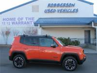 Used 2015 Jeep Renegade Trailhawk 4x4 For Sale Bend, OR