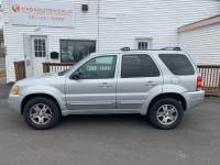 2004 Ford Escape Limited 4WD 4-Speed Automatic