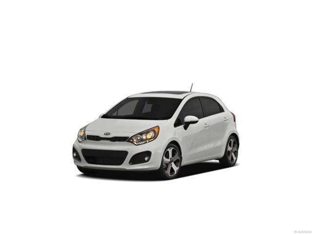 Photo Used 2012 Kia Rio HB in Houston, TX