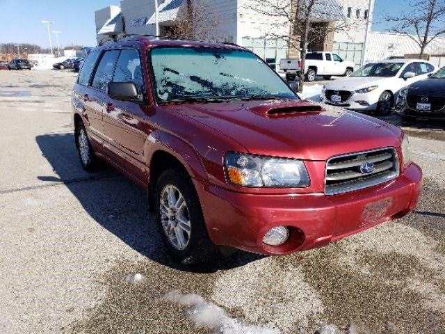 Photo 2004 Subaru Forester 2.5 XT SUV For Sale in Madison, WI