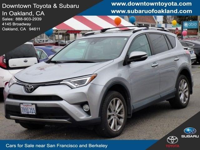 Photo 2016 Toyota RAV4 SUV All-wheel Drive serving Oakland, CA