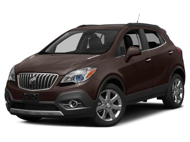 Photo Pre-Owned 2015 Buick Encore FWD 4 in PlanoDallasFort Worth TX