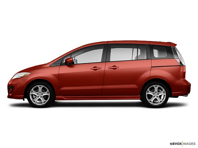 Photo Pre-Owned 2010 Mazda Mazda5 Sport Wagon For Sale in Raleigh NC