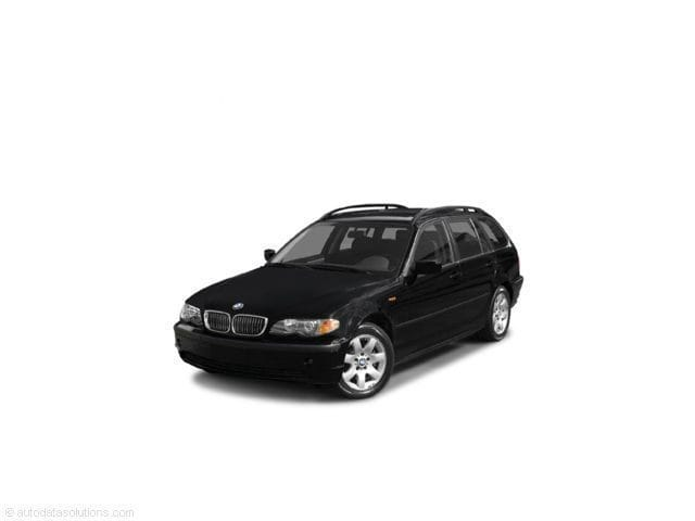 Photo Used 2004 BMW 325iT for Sale in Clearwater near Tampa, FL