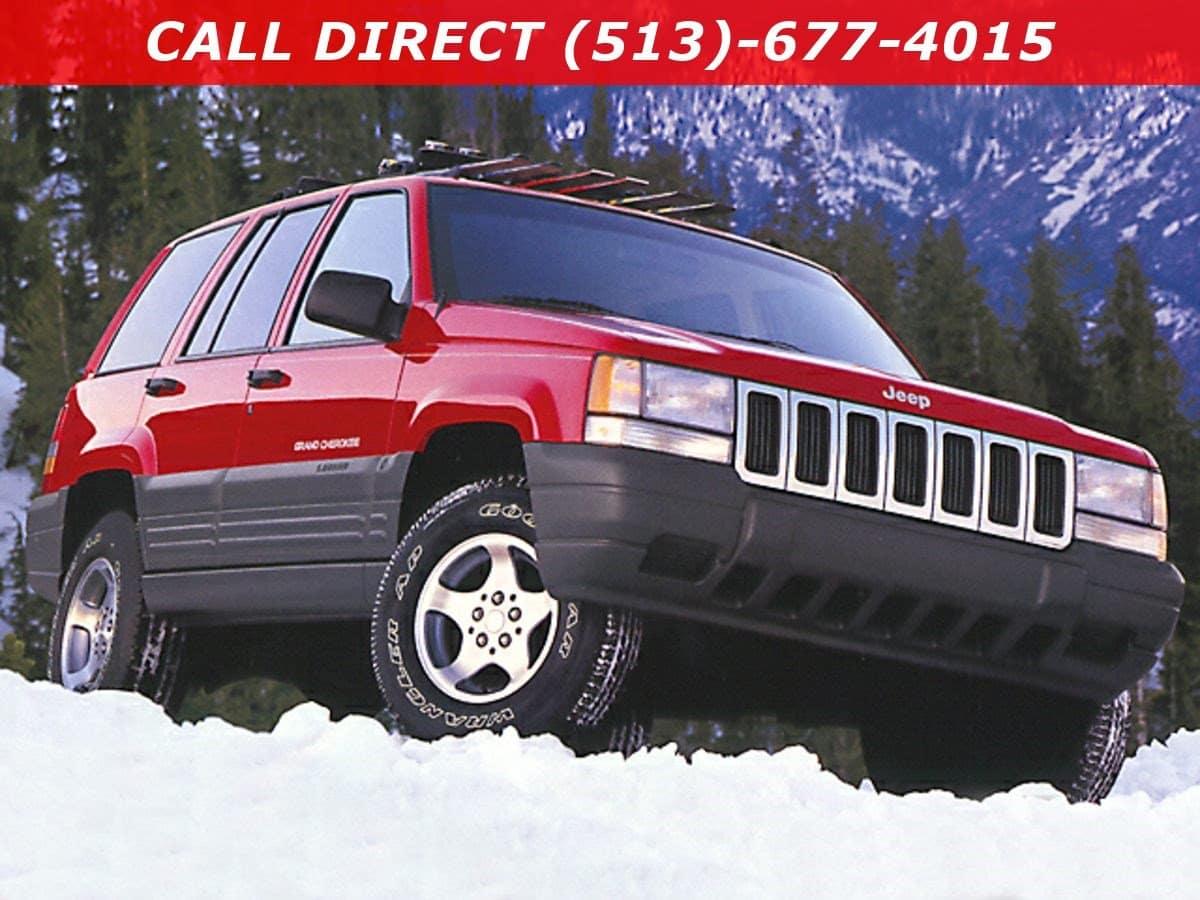 Photo 1998 Jeep Grand Cherokee Sport Utility
