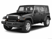 Used 2013 Jeep Wrangler Unlimited Sahara SUV in Eugene
