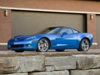 Used 2012 Chevrolet Corvette Grand Sport Coupe