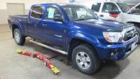 Certified 2015 Toyota Tacoma 4x4 V6 Truck Double Cab in Springfield