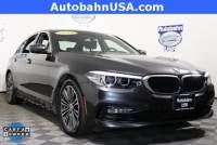 2017 BMW 5 Series 530i Xdrive Sedan in the Boston Area