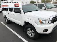 Certified Pre-Owned 2014 Toyota Tacoma 4x4 Truck Double Cab 4x4 in Avondale, AZ