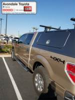 Pre-Owned 2012 Ford F-150 Truck SuperCrew Cab 4x4 in Avondale, AZ