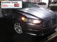 Pre-Owned 2013 Ford Fusion SE Sedan Front-wheel Drive in Avondale, AZ