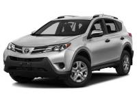Used 2015 Toyota RAV4 XLE SUV AWD For Sale in Houston