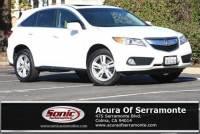 Pre-Owned 2013 Acura RDX AWD with Technology Package