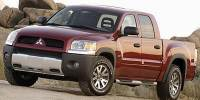Pre-Owned 2008 Mitsubishi Raider 4WD Double Cab Auto LS VIN 1Z7HT28K18S588507 Stock Number 0888507
