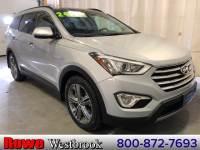2016 Hyundai Santa Fe SE Ultimate Moonroof/Navigation SUV V6