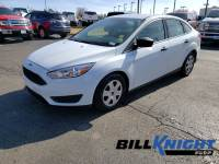 Certified Used 2017 Ford Focus S 4dr Car 4 FWD in Tulsa